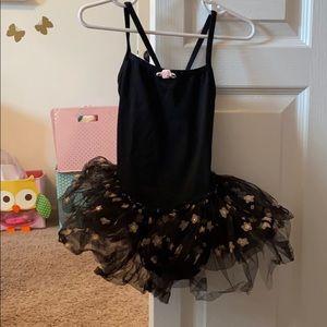 Girls size 3/4 ballet tutu leotard